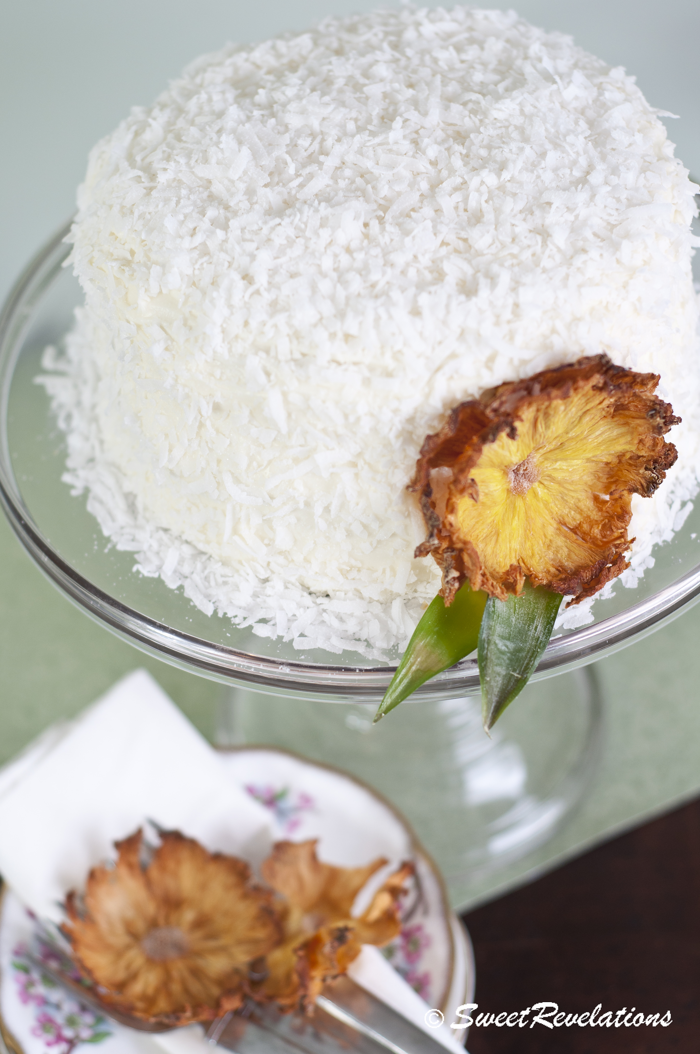 Ina Garten Cream Cheese Frosting ina's classic coconut cake | sweetrevelations