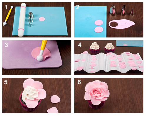 Buttercream Roses Tutorial