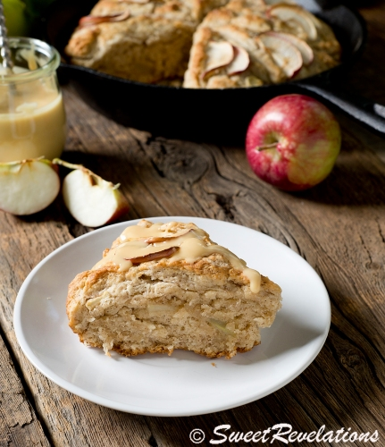apple scone