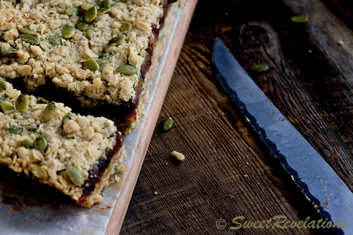 Date Squares via SweetRevelations