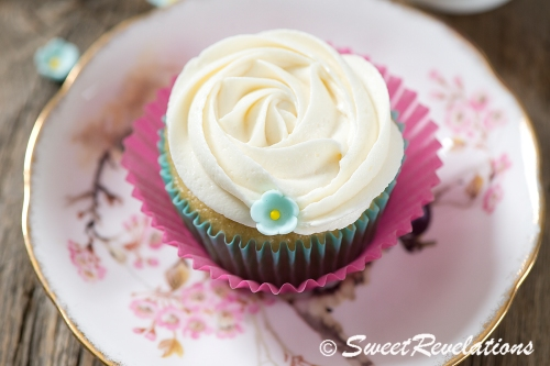 Best Ever Banana Cupcakes via SweetRevelations